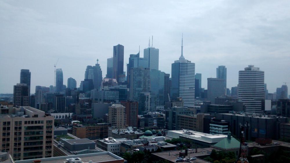 Visiting Toronto Downtown And Toronto Island Chronic