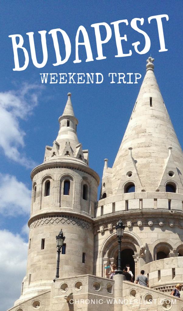 budapest weekend trip pinterest