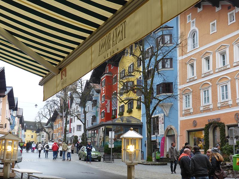 Kitzbühel Old Town