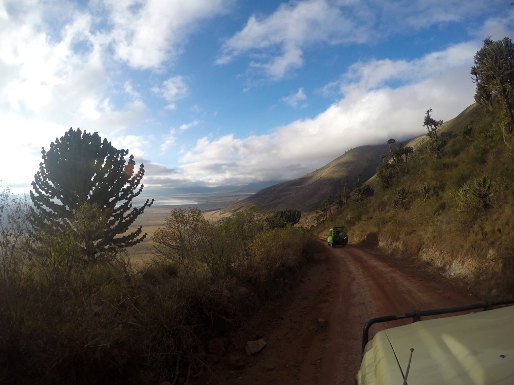 Ngorongoro Crater Tanzania