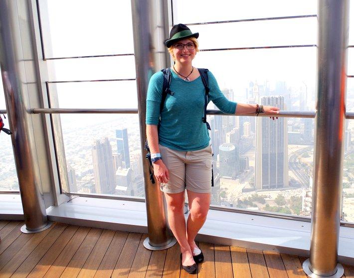 Burj Khalifa high higher