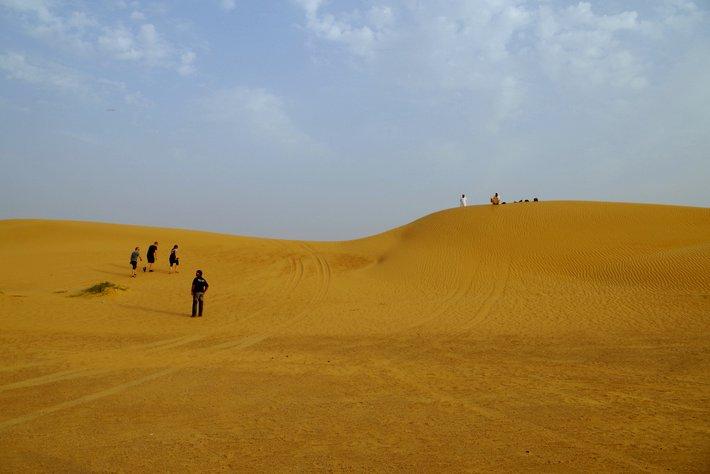 Desert Tour Dubai