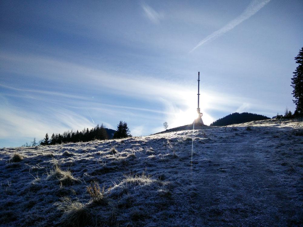 Winter Hiking Tour Mugel In Leoben Chronic Wanderlust By Viktoria Urbanek