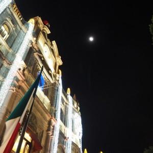 Spending Christmas in Puebla, Mexico