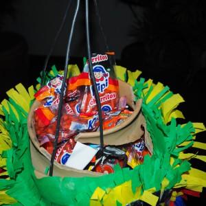 Christmas in Mexico Piñata