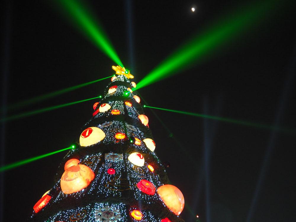 Christmas Tree Mexico City