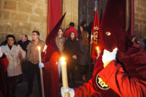 Easter Palm Sunday Procession Ronda