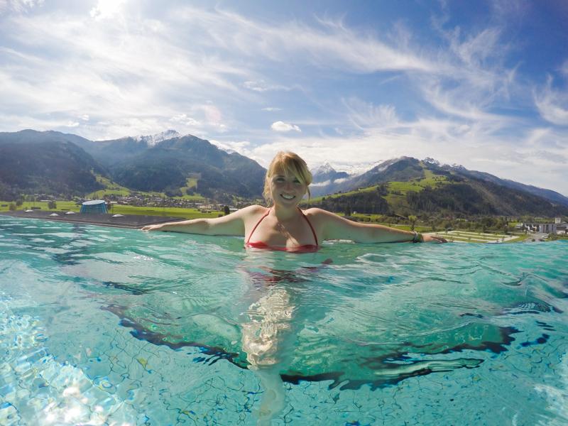 Tauern Spa Kaprun Pool