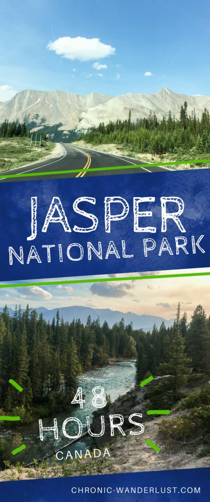 Jasper national park 48 hours