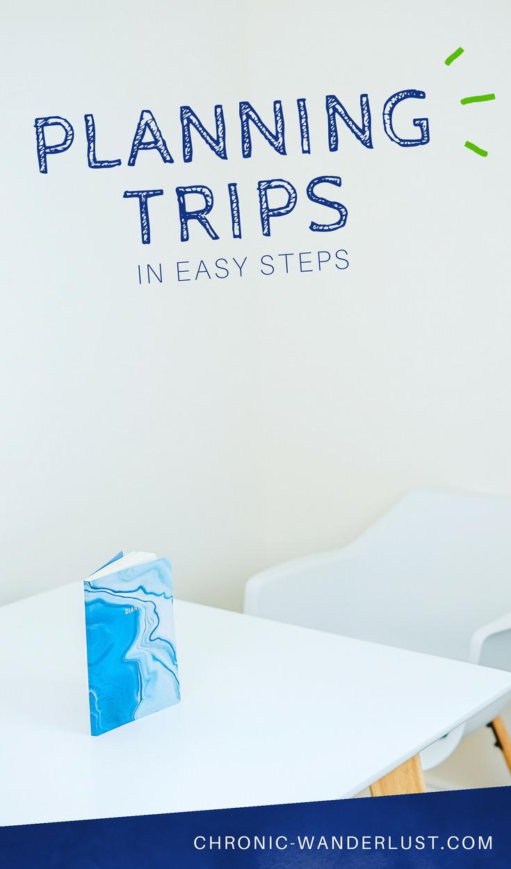 planning trips pinterest