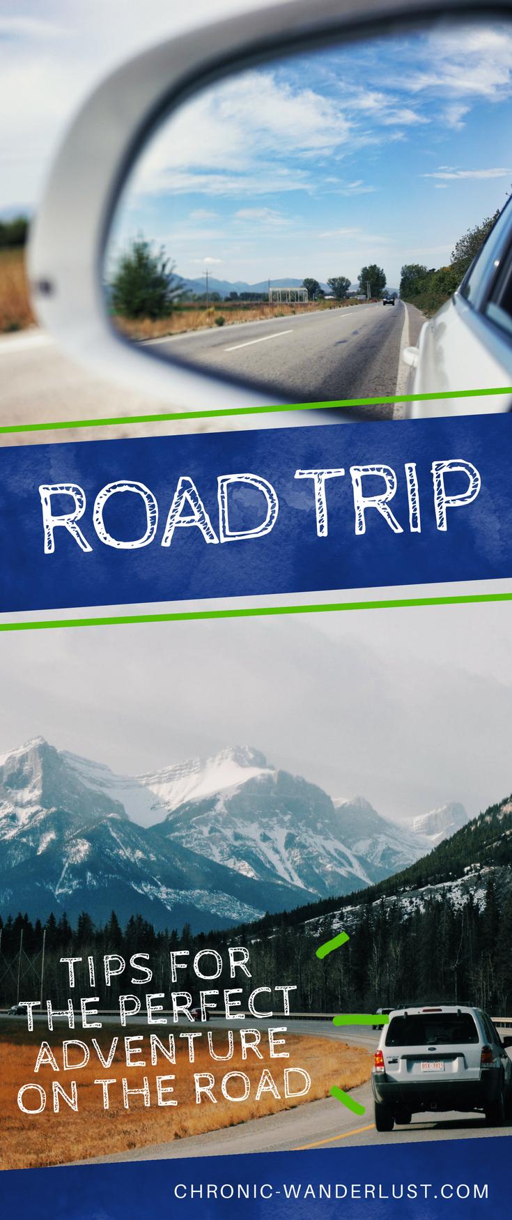 road trip tips pinterest