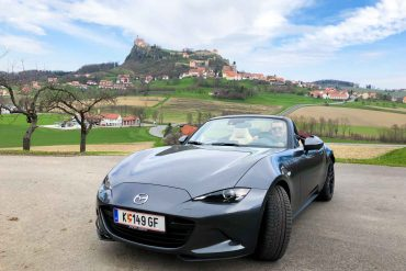 Road Trip through the South of Styria | Mazda Routes