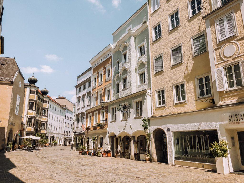 Linz in einem Tag_Chronic Wanderlust
