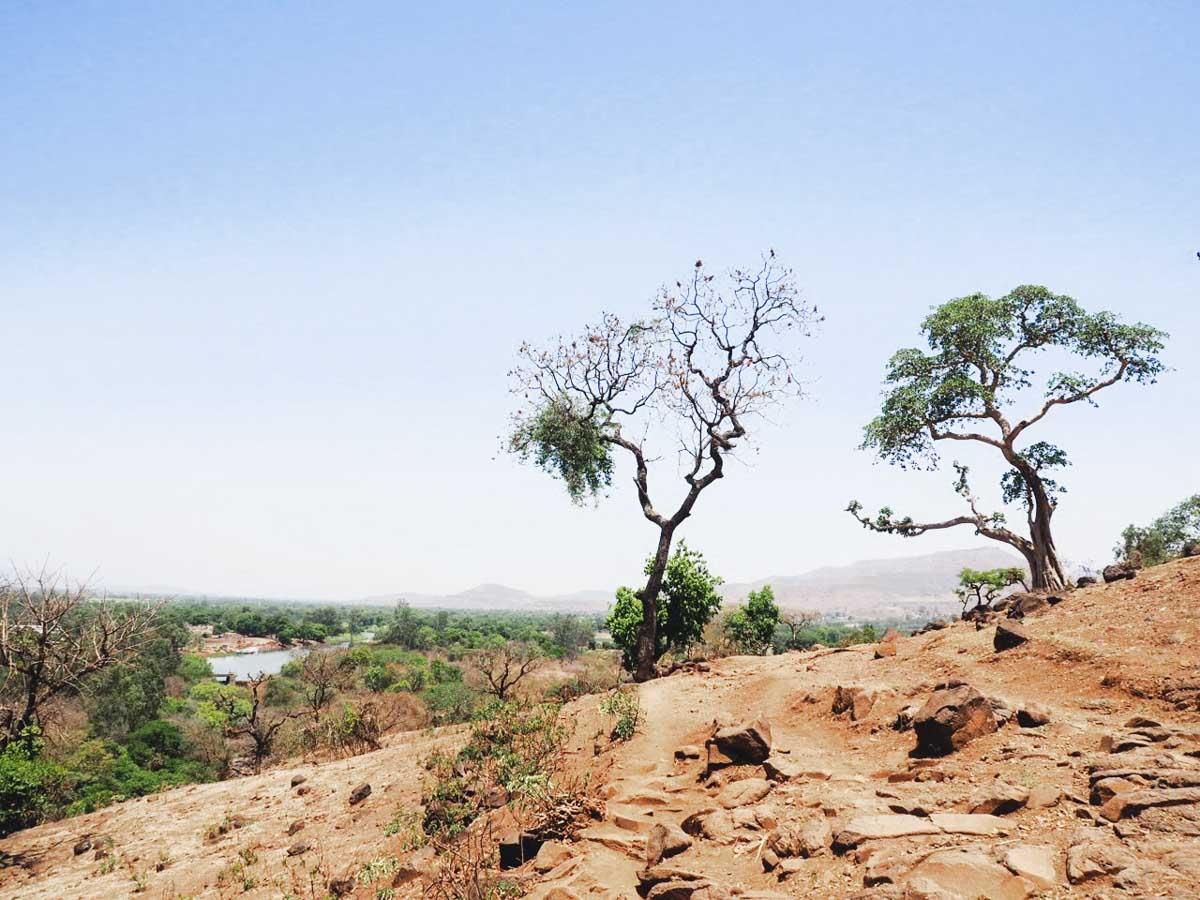 Blue Nile Falls Äthiopien
