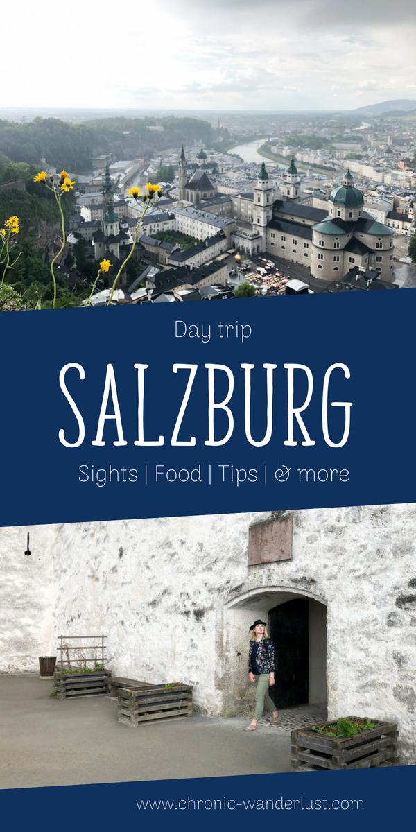 Day trip Salzburg