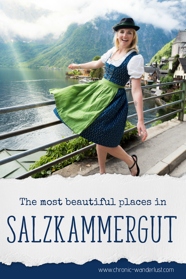 Salzkammergut most beautiful places