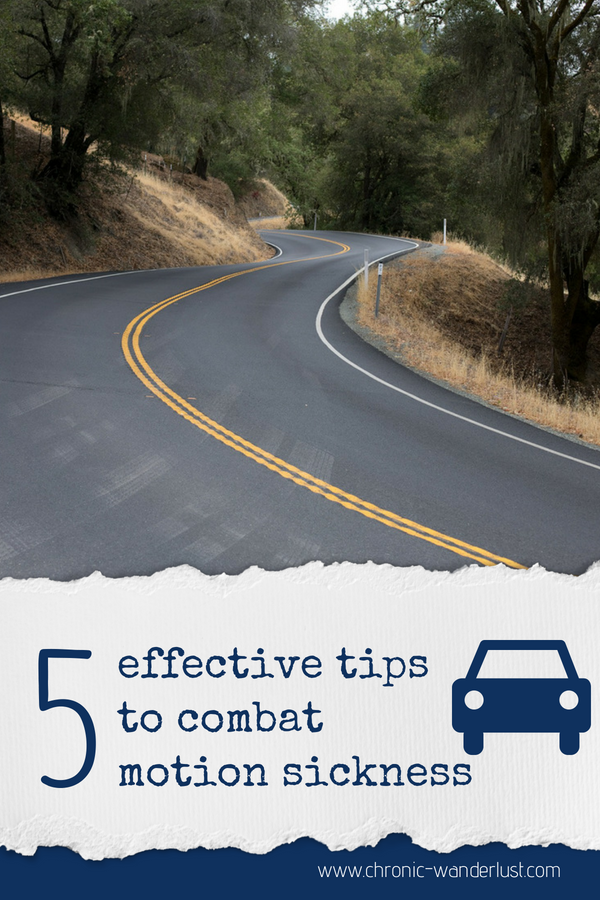 5 effective tips combat motion sickness