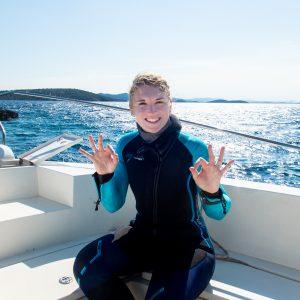 Murter Tauchen Scuba Diving Croatia