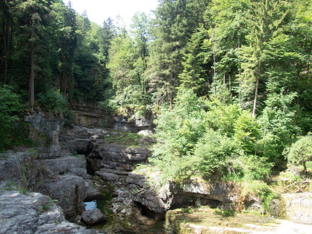 Salzburger Land Strubklamm Canyoning