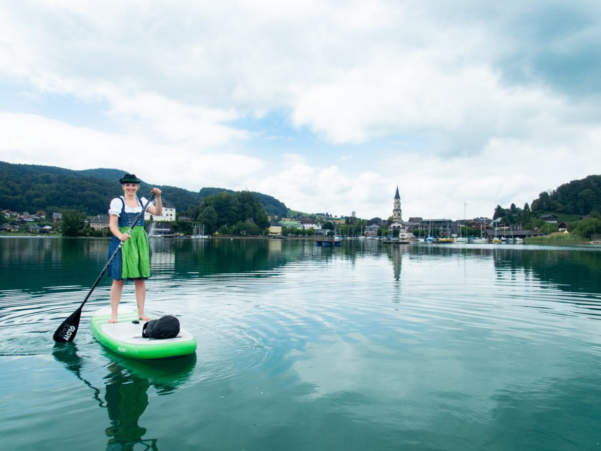 Salzburger Land SUP