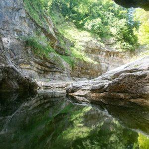Strubklamm Canyoning Salzburger Land