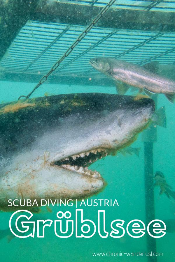 scuba diving austria