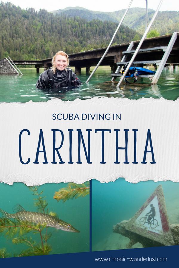 Diving Carinthia