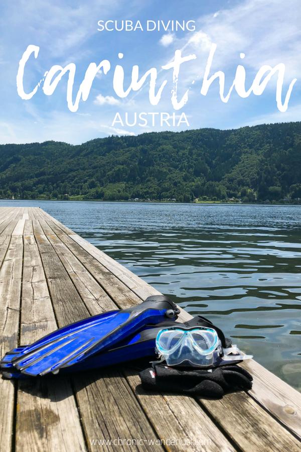 Scuba Diving Austria Carinthia
