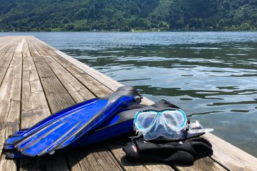 Scuba Diving in Carinthia – Oh, what a Joy!