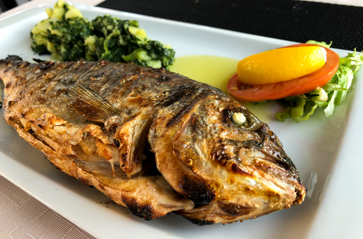 Murter Restaurant Essen Mareta