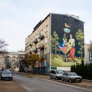 Roadtrip Polen Lublin Street Art