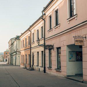 Roadtrip Polen Zamosc