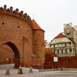 Roadtrip Polen Warschau