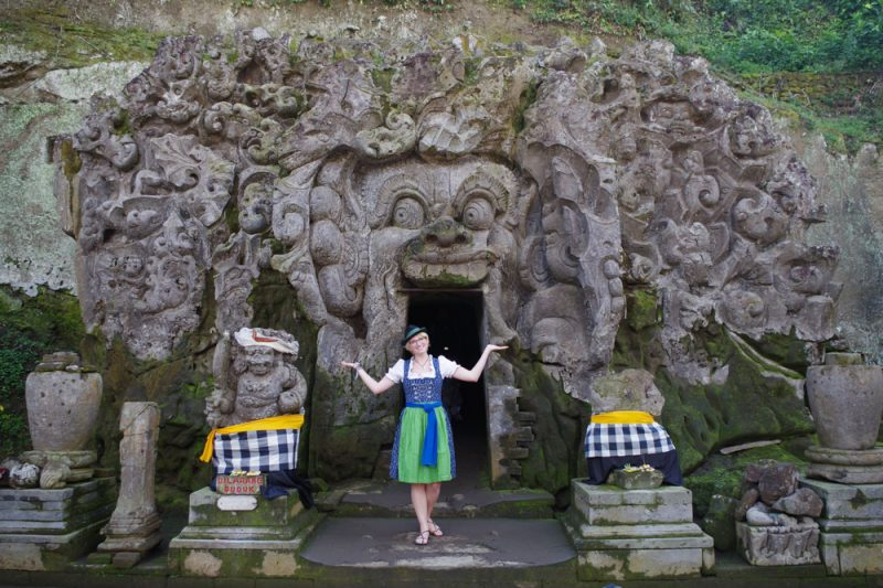 Bali Backpacker