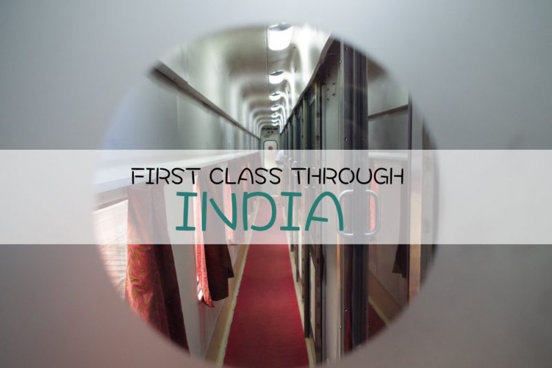India first class train new