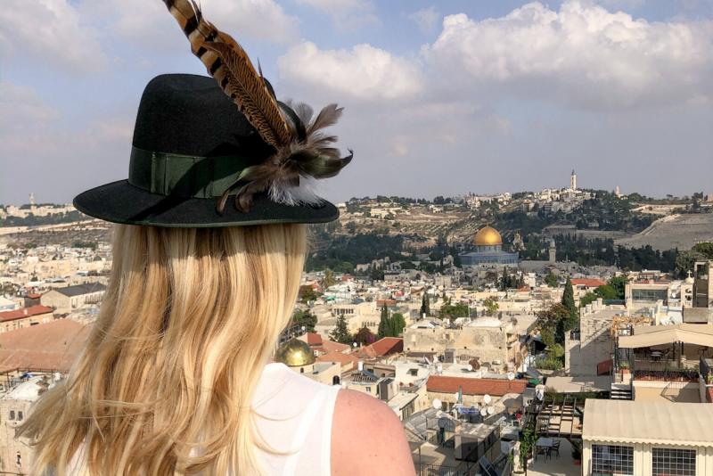 Love Letter Jerusalem