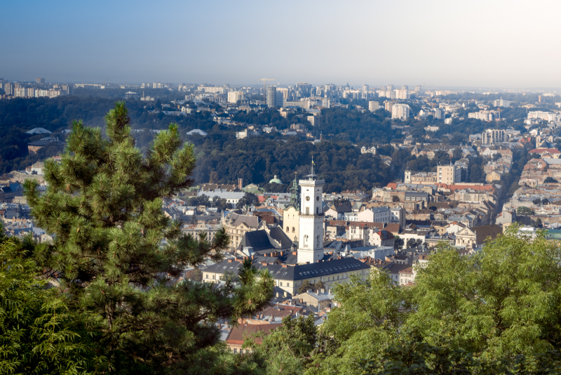 Love Letter to Lviv