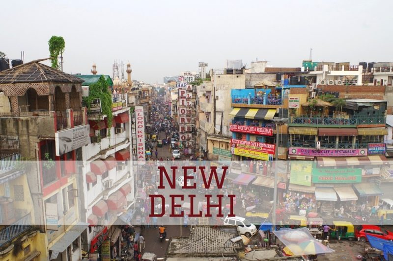 New Delhi cheap options