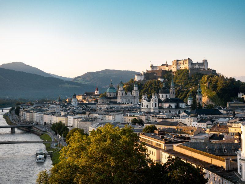 Salzburg Fotospots Aussichtspunkte Fotografie