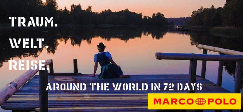 TraumWeltReise Viktoria Urbanek Marco Polo Chronic Wanderlust