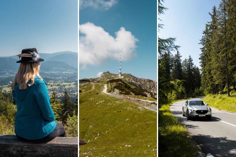 Villacher Alpenstrasse Tagesausflug