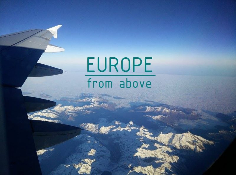 Europe from above post